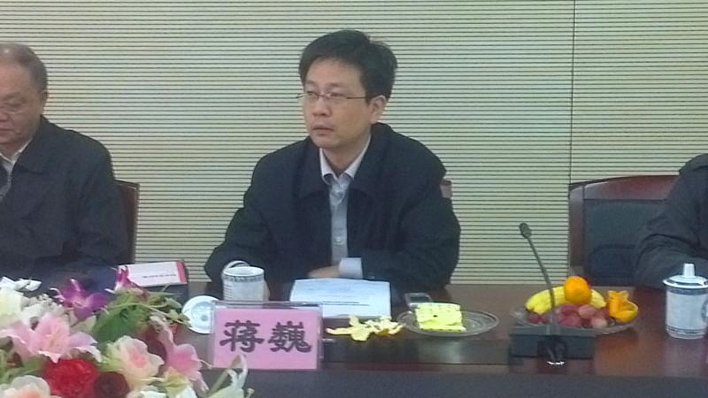 蒋巍 刘一帆出席江苏省环境监控系统辐射应用系统集成项目阶段性成果