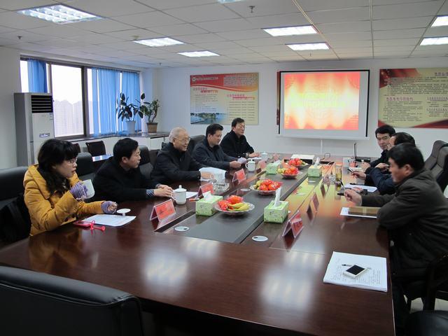 省环保厅刘一帆副巡视员一行来到苏北环保督查中心视察指导工作 -